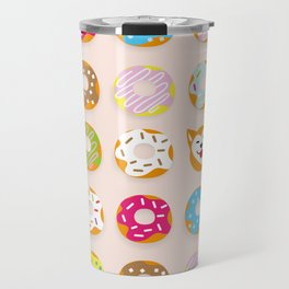 Donut Inu Travel Mug