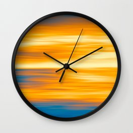 Planet P1 Wall Clock