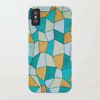 square iPhone & iPod Cases featuring Square by sinonelineman