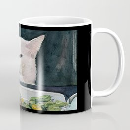 Woman Yelling at Cat Meme-2 Coffee Mug