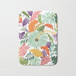 Hello Tropical Bath Mat