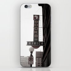 The City She Loves Me iPhone & iPod Skin