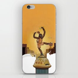 Mighty New Yorker iPhone Skin
