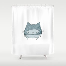 minima - rawr 05 Shower Curtain