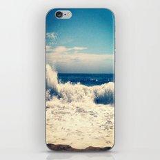 SOUTH BEACH SALT iPhone & iPod Skin