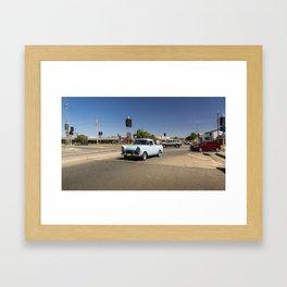 Vintage Holden Ute Framed Art Print
