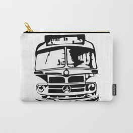 Bus To Haven Carry-All Pouch