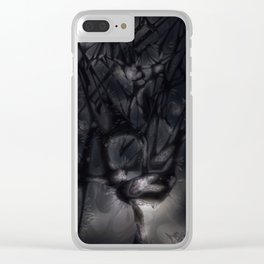 Rally Clear iPhone Case