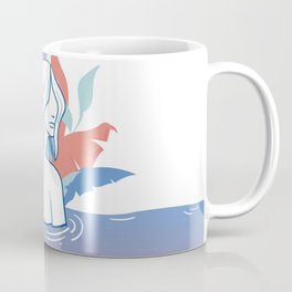 Strange Mermaid Coffee Mug