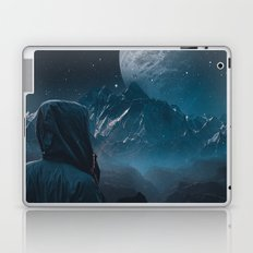 The seeker Laptop & iPad Skin