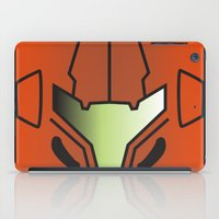 metroid iPad Cases featuring Metroid Samus by JAGraphic