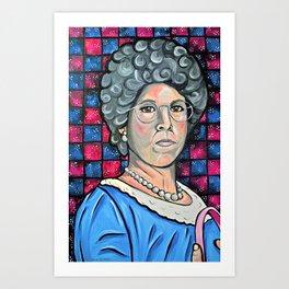 Thelma Harper (Mama)  Art Print