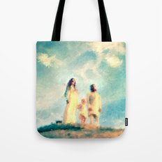 New Day Dawn Tote Bag