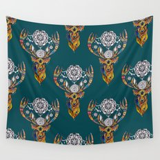 Elk: Spirit of Grace Wall Tapestry