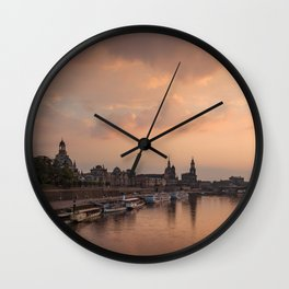 DRESDEN 09 Wall Clock