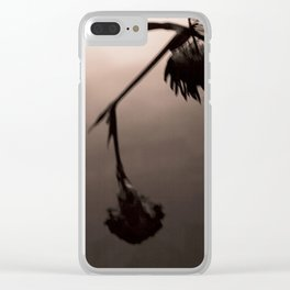 strange growth Clear iPhone Case