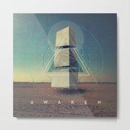 Awaken V01 Metal Print