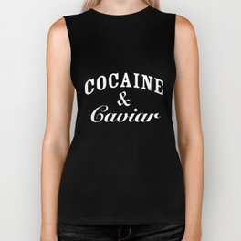 Cocaine Caviar Mens And Ladies Hipsters With Swag Hipster T-Shirts Biker Tank