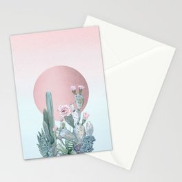 Desert Sunset by Nature Magick Stationery Cards