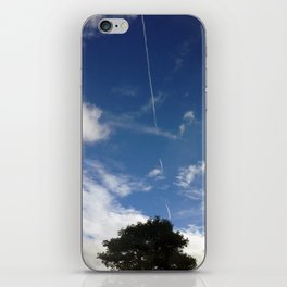 Divided Sky iPhone Skin