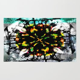 Diffraction Rug