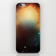 year3000 - Orange Space iPhone & iPod Skin