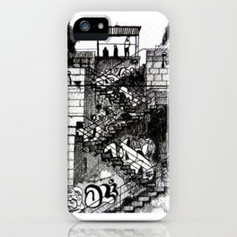 Stairs to heaven  iPhone Case