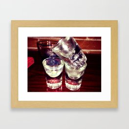 Shots! Framed Art Print