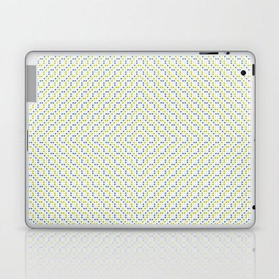 Dot illusion Laptop & iPad Skin