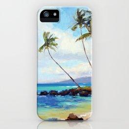 Hawaii Palms iPhone Case