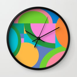 Watermelon Slices Wall Clock