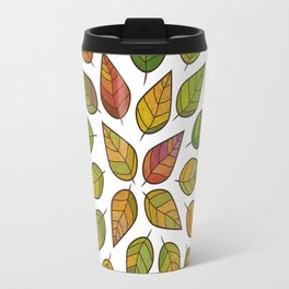 Autumn color explosion Travel Mug