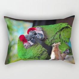 First Love, Last Love Rectangular Pillow