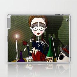 Martha, The Hungry Laptop & iPad Skin
