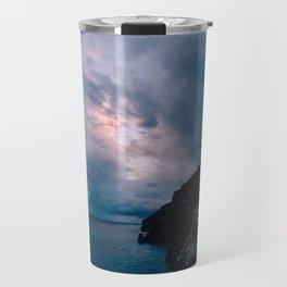 Stormy Positano IV Travel Mug