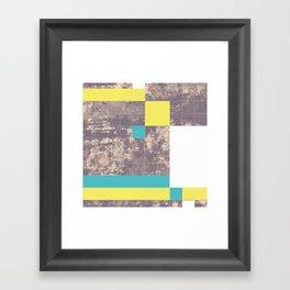 Summery Framed Art Print