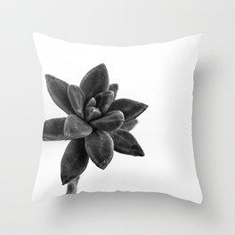 flower cactus Throw Pillow
