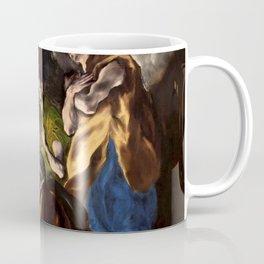 "El Greco (Domenikos Theotokopoulos) ""The Adoration of the Shepherds (1612-1614)"" Coffee Mug"