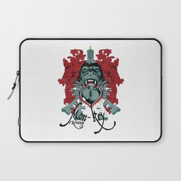 Monkey Revenge Laptop Sleeve