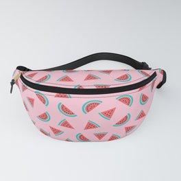 Watermelon Fruit Pattern Fanny Pack
