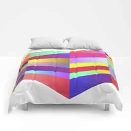 Impossible No. 1 Comforters
