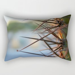 The Thorns In Life Rectangular Pillow