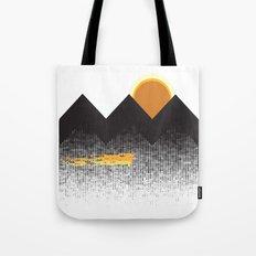 Sun Mountain Tote Bag