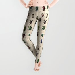 Insects, flies, ants, bugs Leggings