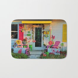 Beach Bungalow Bath Mat