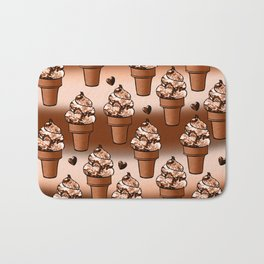Ice cream dream Bath Mat