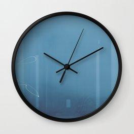 Ocean Pier Wall Clock