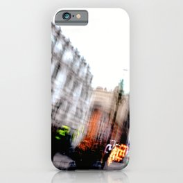 Malmo In Motion 5 iPhone Case
