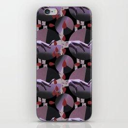 drip drop iPhone Skin