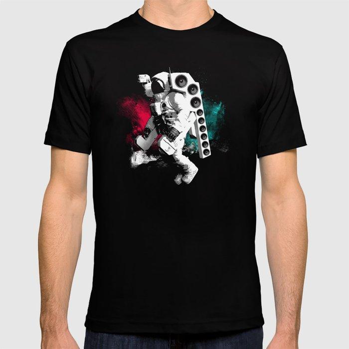 Basstronaut T-shirt